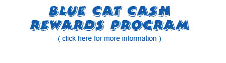 Blue Cat Cash - Dental Rewards